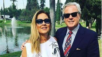 Romina Power presenta a su novio, el productor Brian Sweeney,en Instagram.