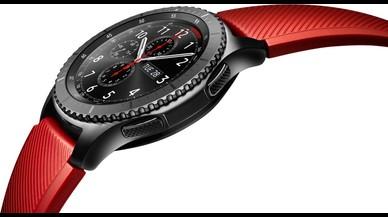 El Samsung Gear S-3.