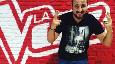 Rafa Bueno, ex concursant de La Voz, actuarà per primera vegada a Santa Coloma