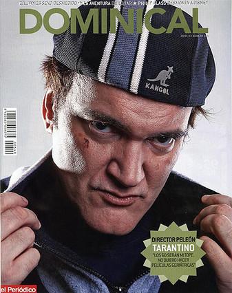 "Quentin Tarantino, director de 'Django desencadenado': ""Hollywood ya no me considera un renegado"""