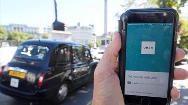 Uber presenta recurso contra la revocación de licencia en Londres