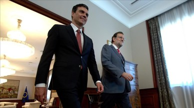 Cinc exministres del PSOE firmen un manifest que demana un govern amb prou suport parlamentari