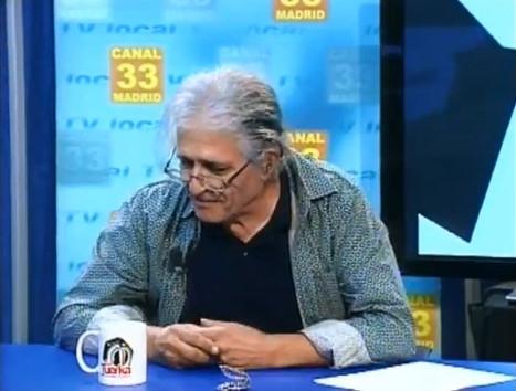 Tertulia en 'La Tuerka Con Mano Izquierda' donde el catedr�tico defiende el derecho de los catalanes a ser independientes