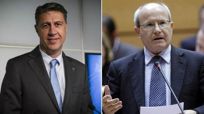 Albiol serà senador pel PPC i Montilla repeteix pel PSC a la Cambra alta