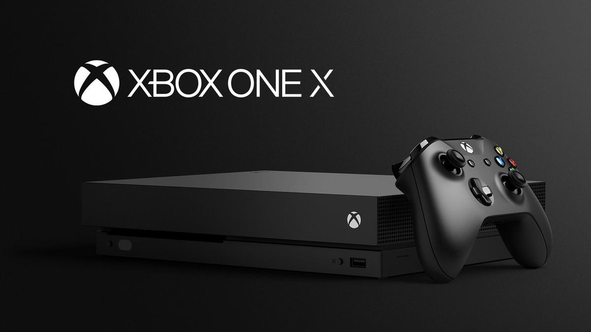 Microsoft presenta la nova consola Xbox One X, que sortirà a la venda al novembre