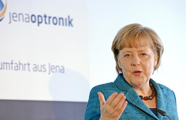 Merkel, la mujer ms poderosa del mundo, segn 'Forbes'