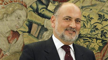 Francisco Pérez de los Cobos, el juny del 2013.