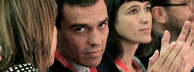 El PSOE juega a despistar al PP sobre su posible veto a Ca�ete
