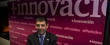 Planes, durante una entrevista en EL PERI�DICO en el 2012