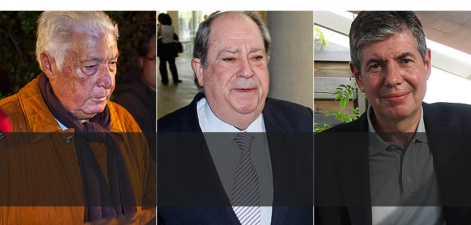 Maci� Alavedra, Prenafeta y Bartomeu Mu�oz, al banquillo