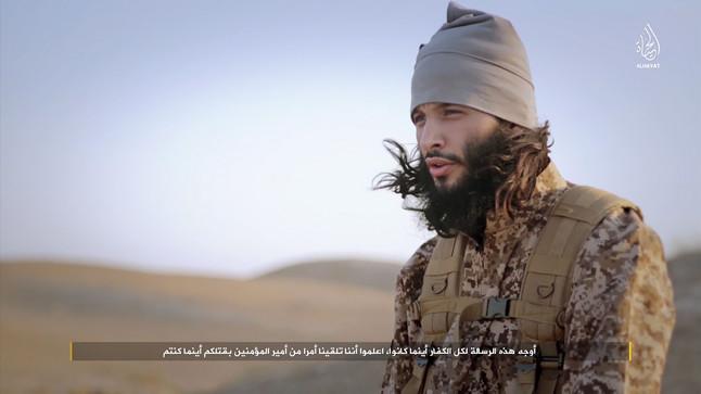 Chakib Akrouh, también conocido como Abu Fuad al-Faransi.