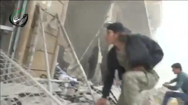 Ataques contra hospitales en Alepo