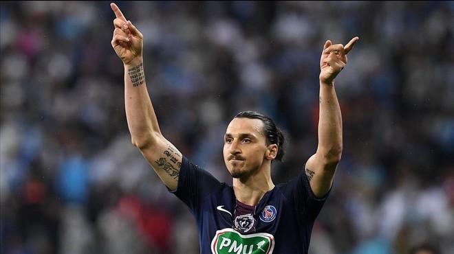 """Ibrahimovic: """"No he après a parlar francès, però ho he guanyat tot"""""""