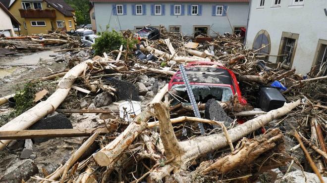 Almenys tres morts en inundacions al sud d'Alemanya