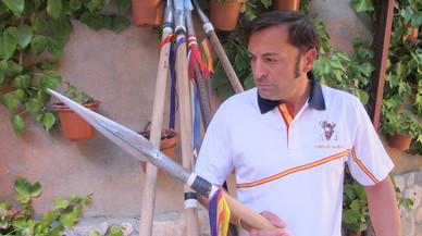 """José Antonio Rico Ovejero: """"Aquesta llança va matar un toro. Aquesta també. I aquesta"""""""