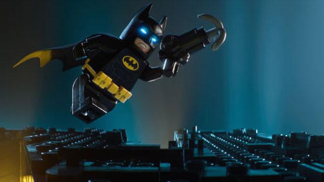 Estrenos de la semana. Tráiler de Batman: la Lego película. (2017)