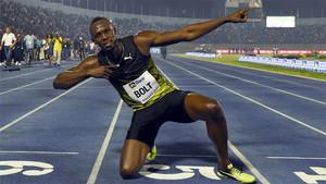 Usain Bolt estará en el show de la F1 en Austin