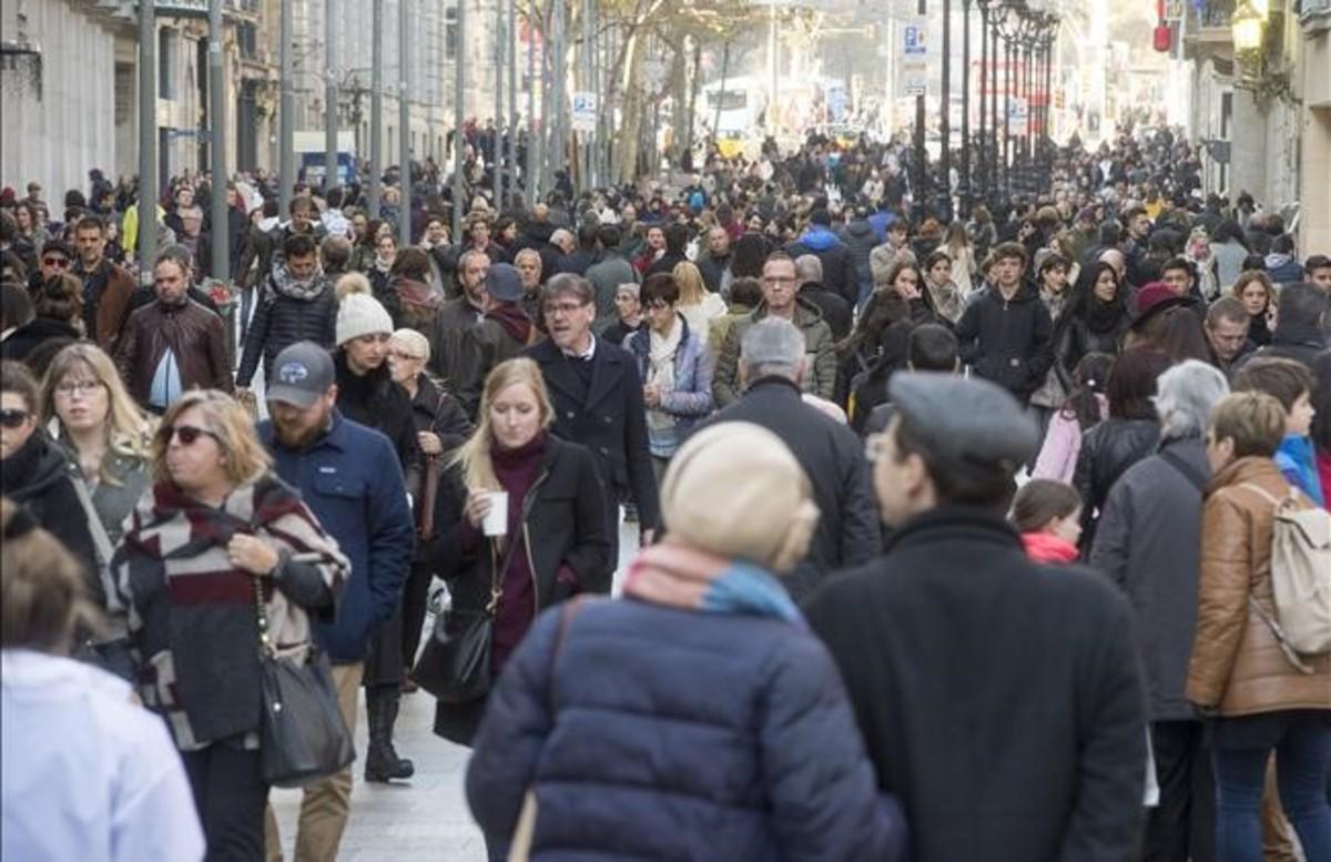En un año la población ha aumentado en cerca de 50.000 personas
