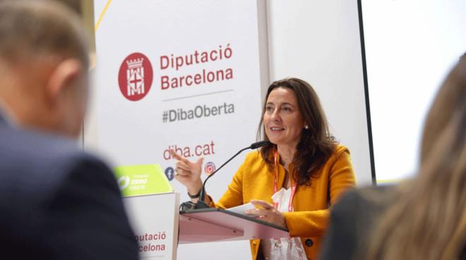La Diputación de Barcelona, presidida por Mercè Conesa, potencia un año más el apoyo directo a las entidades locales, que recibirán 272,27 millones de euros