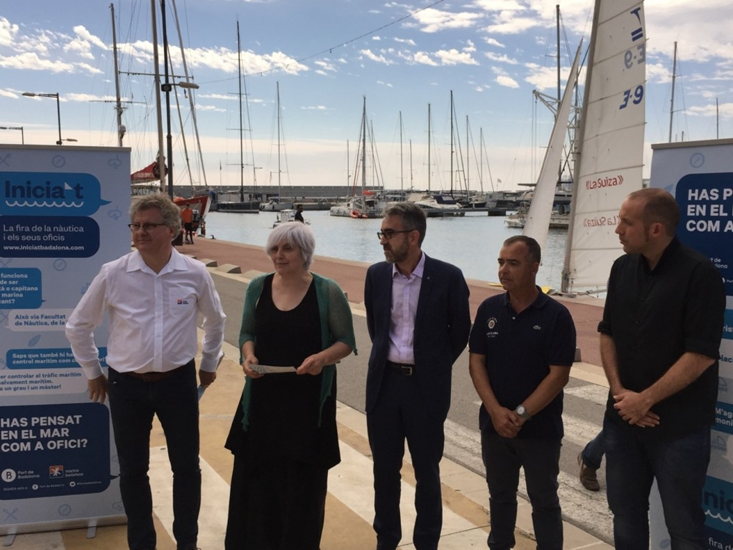 La Fira de la Nàutica i els seus oficis de Badalona es consolida amb la seva 2a edició