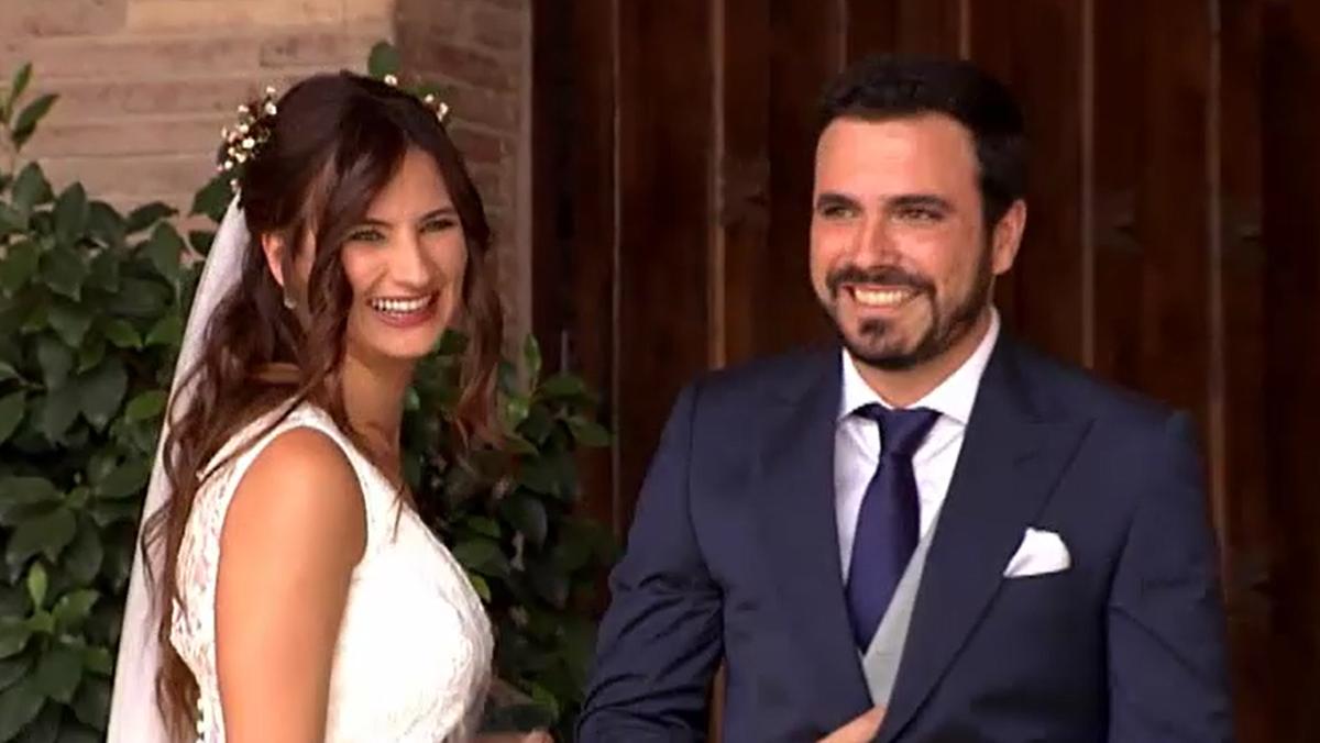 boda Alberto Garzon