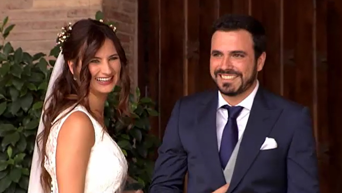 casament Alberto Garzon