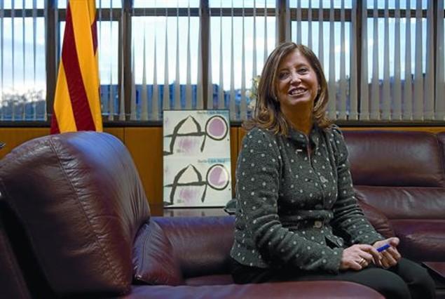 Irene Rigau: «Aquest curs la 'setmana blanca' es mantindrà, no hi haurà canvis»