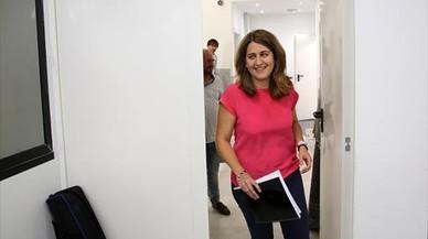 La coordinadora general del PDC,Marta Pascal, el pasado julio.