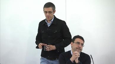 La gestora del PSOE quiere fijar al nuevo líder el modelo de oposición