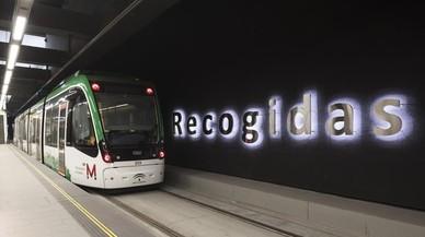 El metro de Granada abre este jueves por fin sus puertas