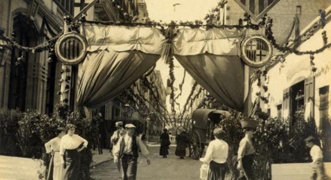 Barcelona, un segle després