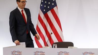 EUA evita que el G20 es pronunciï contra el proteccionisme
