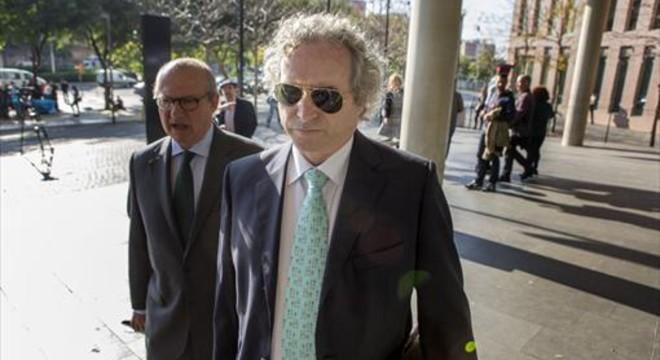 Falcones nega haver defraudat 1,47 milions