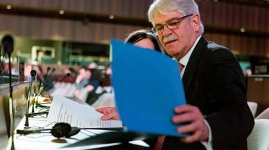 """Dastis nega que hi hagi """"tensió"""" amb el Govern belga per la presència de Puigdemont a Brussel·les"""