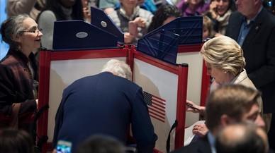 Hillary, la soledat