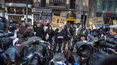 El sindicato de 'manteros' se posiciona a favor del referéndum del 1-O