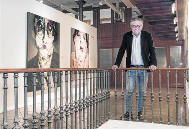 """Josep Maria Donat y la Fundació Vila Casas, un lugar """"maravilloso"""" para el arte"""