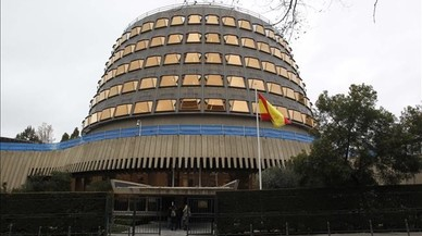 El Tribunal Constitucional rebutja el recurs de la Generalitat contra el 155