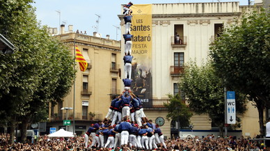 Els Capgrossos de Mataró completen la millor actuació de la seva història a les Santes
