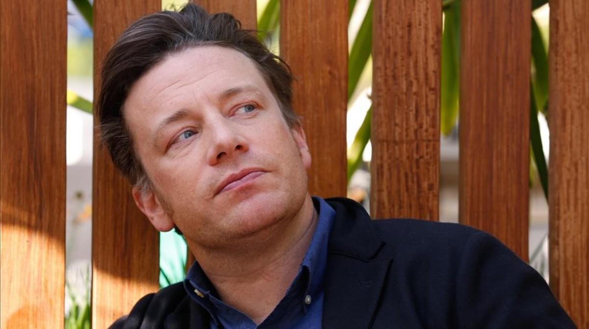 Jamie Oliver tanca sis restaurants pel 'brexit'