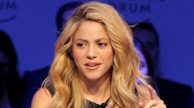 Shakira sorteja una cita amb ella al Camp Nou