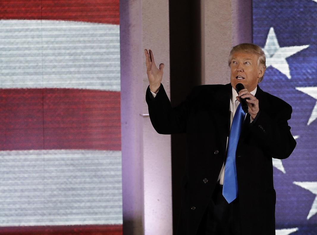 Los americanos no merecen un presidente como Trump