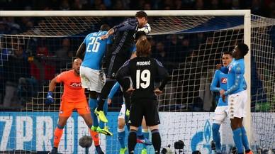 Nàpols-Reial Madrid de la Champions, en directe 'on line'