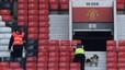 El Manchester United, primer club en nombrar a un responsable contra la amenaza terrorista