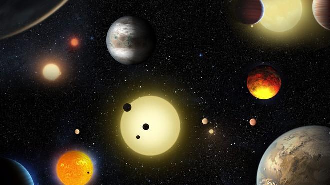 La NASA descobreix 10 planetes amb condicions de ser habitables