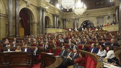 """El Parlament alega que la consulta puede ser un """"mero brindis al sol"""""""