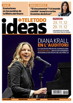 Diana Krall versiona canciones de los años 20