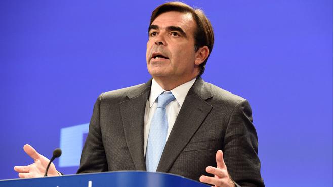 """La Comissió Europea reitera que el 27-S és un """"assumpte intern"""""""