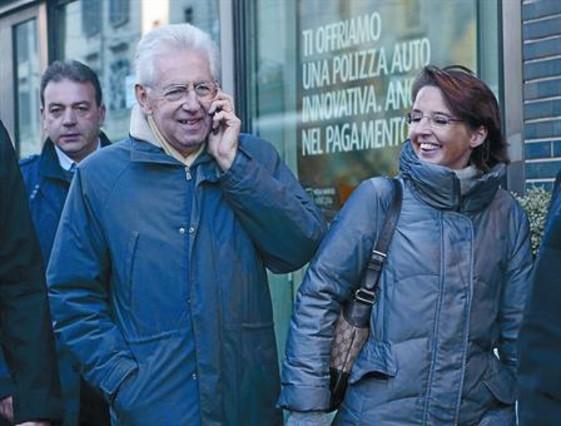 Monti ofrece a todos los partidos propuestas a las que adherirse