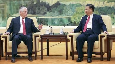 China y EEUU prometen más colaboración en los asuntos calientes asiáticos